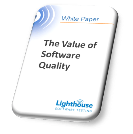 The Value of Software Quality