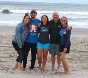 The Van Fleet Family